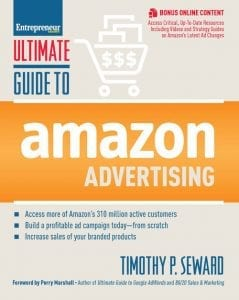 Ultimate Guide to Amazon Advertising. Click image to enlarge.
