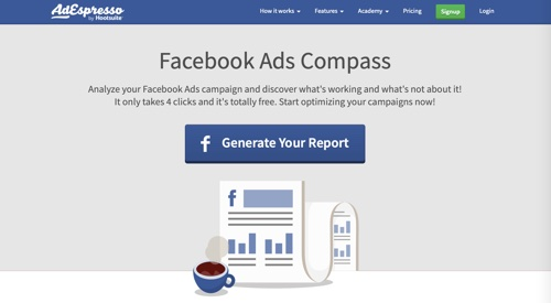 Facebook Ads Compass