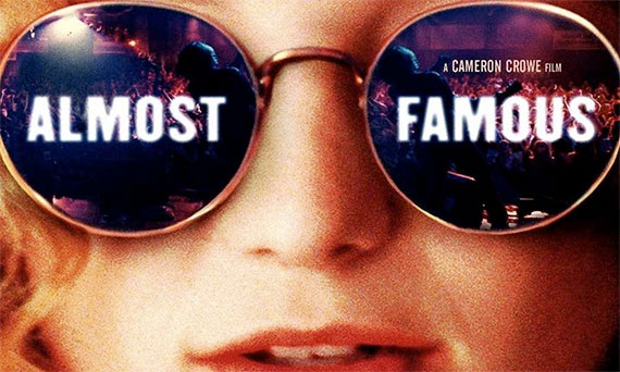 """""""Almost Famous"""" was a top movie 20 years ago. It could be a source for a film retrospective during the month of the 2020 Academy Awards."""