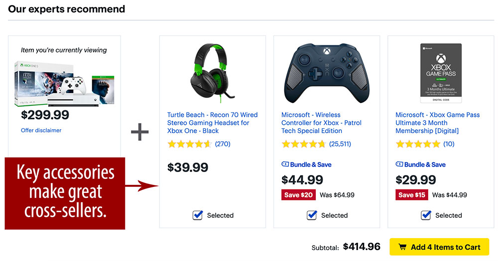 Best Buy lets Moms and Dads know what other items will make for an awesome gift.