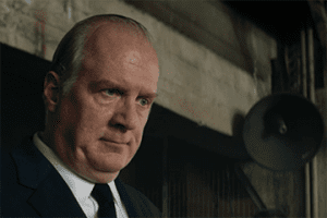 Henry Ford II played by Tracy Letts