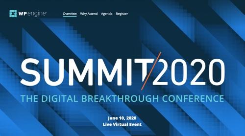WP Engine Summit/2020