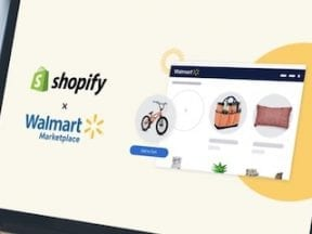 Ecommerce Briefs: Walmart and Shopify, Physical Store Outlook, Instagram