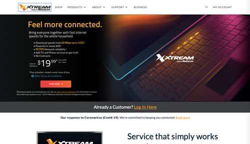 Mediacom Xtreme