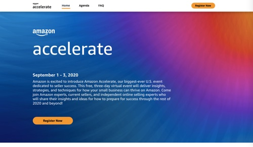 Amazon Accelerate