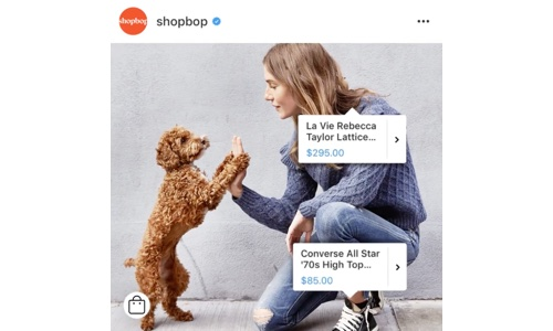 Instagram - Shoppable Posts
