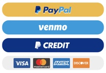 """After selecting the """"Venmo"""" button, customers enter their Venmo account details and authorize the money transfer to the merchant."""
