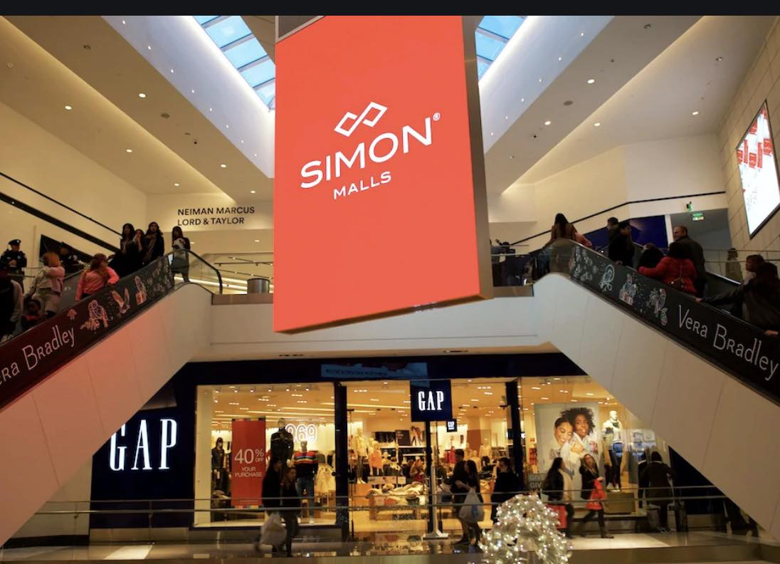 The Gap stopped paying rent to landlords in April; Simon Property Group sued the retailer.