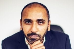 Moiz Ali, founder of Native deodorant