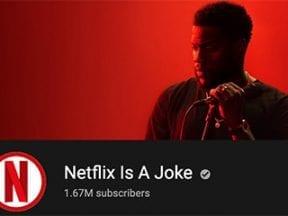 Screenshot of Netflix Is A Joke