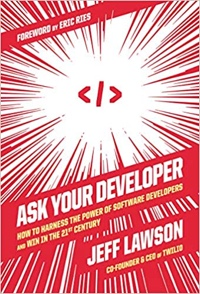 "Cover of ""Ask Your Developer"""