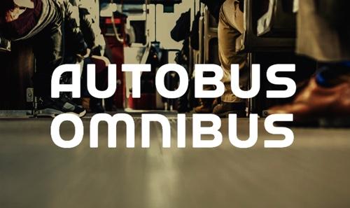 Home page of Autobus Omnibus