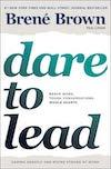 Book cover: Dare to Lead