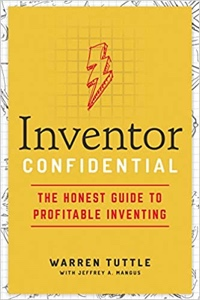 "Cover of ""Inventor Confidential"""