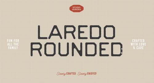 Homepage of Laredo Rounded