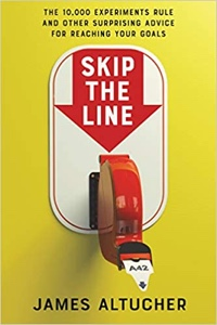 "Cover of ""Skip the Line"""