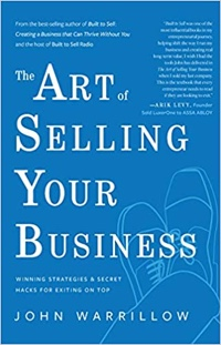 "Cover of ""The Art of Selling Your Business"""