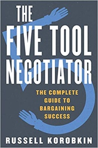 "Cover of ""The Five Tool Negotiator"""