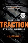 Book cover: Traction: Get a Grip on Your Business