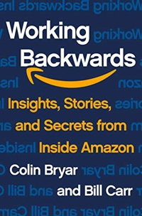 "Cover of ""Working Backwards"""