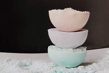 Image of bath bombs