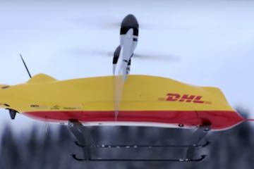 8 Commercial Drone Delivery Companies