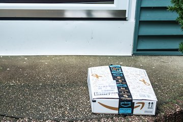 Porch Piracy Is Growing