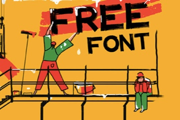20 New Free Commercial Fonts for 2021