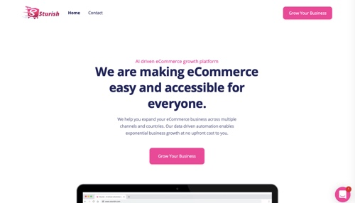Home page of Sturish