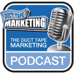 "Thumbnail of ""The Duct Tape Marketing Podcast"""