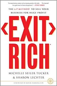 Couverture de Exit Rich