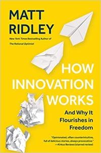 Couverture de Comment fonctionne l'innovation