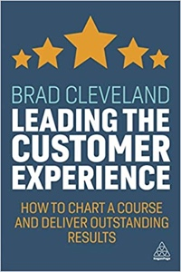 Couverture de Leading the Customer Experience
