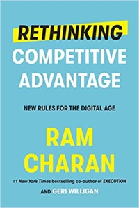 Cover of Rethinking Competitive Advantage