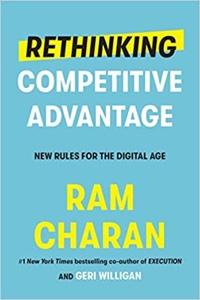 Couverture de Rethinking Competitive Advantage