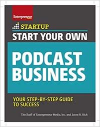 Couverture de Start Your Own Podcast Business