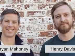 Photo of Bryan Mahoney and Henry Davis