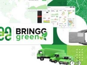 Partial screenshot of BringGreen web page