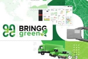 Partial screenshot of BringGreen web page