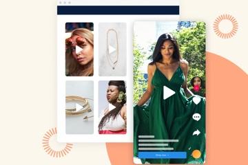 Screenshot of the Pinterest Premier video