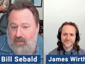 Image of Bill Sebald and James Wirth
