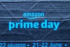 Photo of a Prime Day shipping box