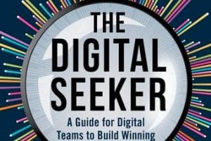 Partial cover of The Digital Seeker