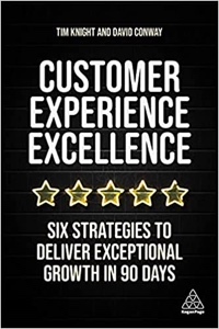 """Cover of """"Customer Experience Excellence"""""""