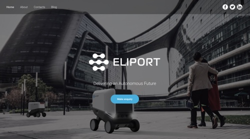 Home page of Eliport