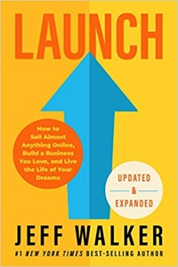 """Cover of """"Launch"""""""