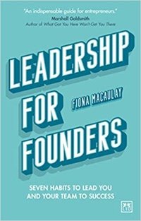 """Cover of """"Leadership for Founders"""""""