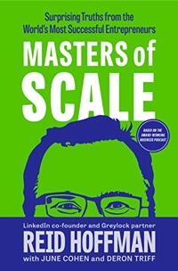 """Cover of """"Masters of Scale"""""""