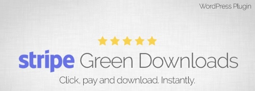 Home page of Stripe Green Downloads