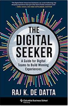 Book cover: The Digital Seeker